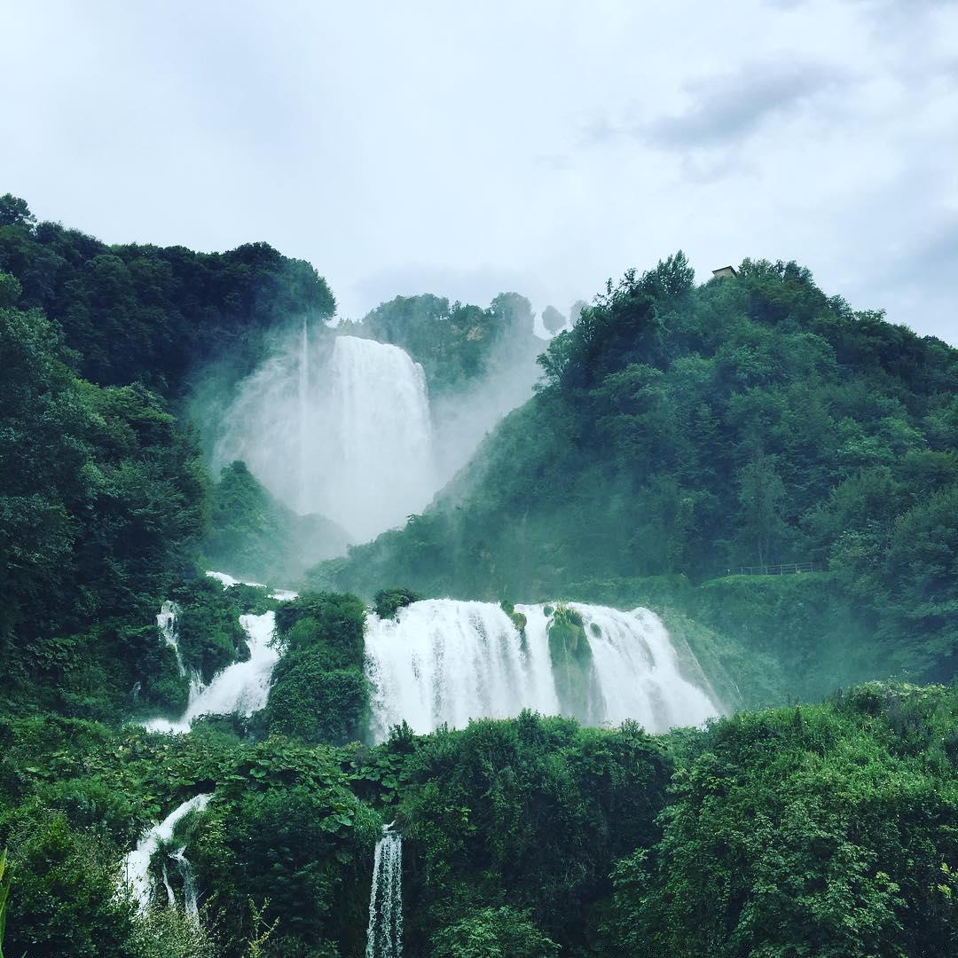 #high #waterfall