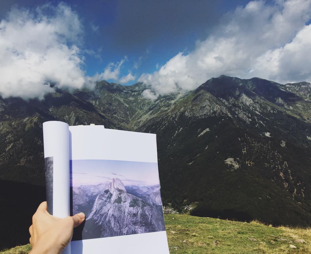 #lastsunday #selledirosazza #mountains #cerealmag #biella