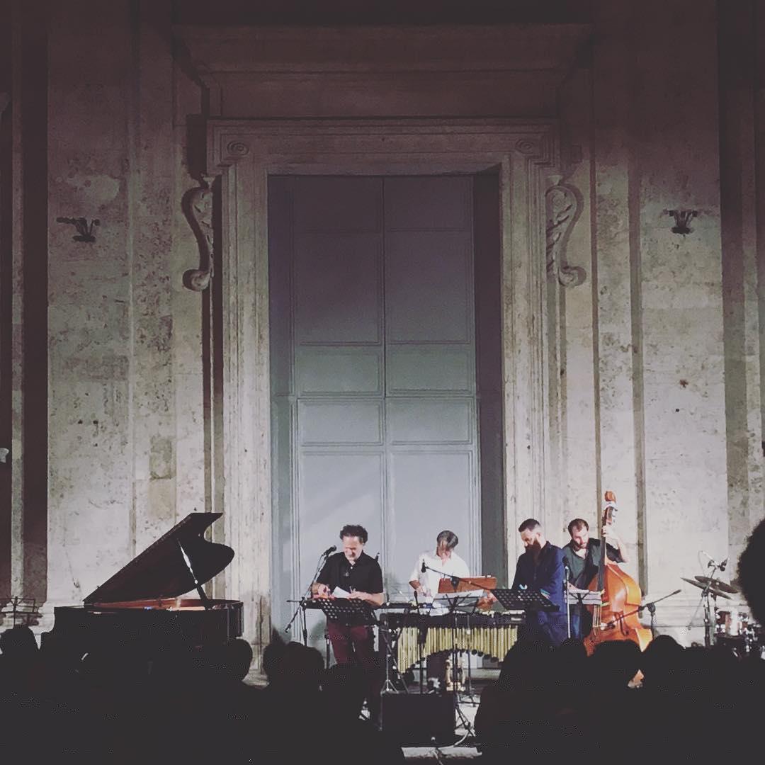 #nightinsiena #magicplace #concert #jazz